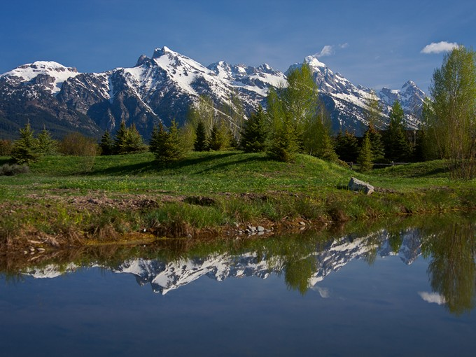 Land for sales at Exceptional Land at Base of the Tetons 755 Woodside Drive North Jackson Hole, Wyoming 83001 United States