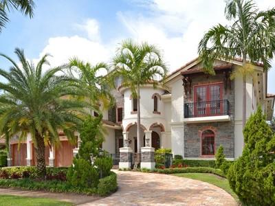 Vivienda unifamiliar for sales at 7699 Fenwick Pl , Boca Raton, FL 33496 7699  Fenwick Pl Boca Raton, Florida 33496 Estados Unidos