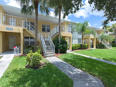 Condo / Townhome / Villa for rentals at 1210 Yesica Ann Cir C204  Naples, Florida 34110 United States