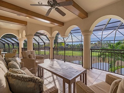 Single Family Home for sales at GREY OAKS 1911  Cocoplum Way, Naples, Florida 34105 United States