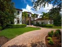 Casa para uma família for sales at MEDITERRA - IL TREBBIO 16045  Trebbio Way   Naples, Florida 34110 Estados Unidos