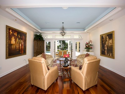 獨棟家庭住宅 for sales at PORT ROYAL 3380  Rum Row Dr Naples, 佛羅里達州 34102 美國