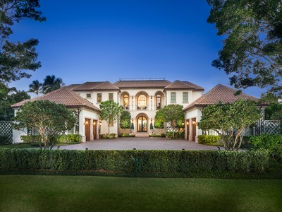 Maison unifamiliale for sales at PORT ROYAL  Naples, Florida 34102 États-Unis