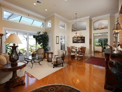Maison unifamiliale for sales at BONITA BAY BERMUDA COVE 26203  Isle Way  Bonita Springs, Florida 34134 États-Unis