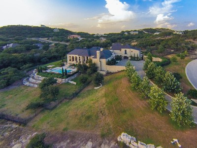 Einfamilienhaus for sales at Magnificent Estate in the Dominion 21 Crescent Ledge San Antonio, Texas 78257 Vereinigte Staaten