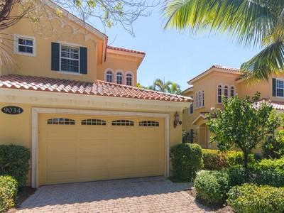 Condominio for sales at FIDDLER'S CREEK - CASCADA 9034  Cascada Way 202 Naples, Florida 34114 Stati Uniti