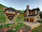 Single Family Home for rentals at Slopeside Contemporary masterpiece 458 Thunderbowl Aspen, Colorado 81611 United States