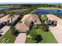 Single Family Home for sales at VENETIAN GOLF & RIVER CLUB 322  Montelluna Dr   North Venice, Florida 34275 United States