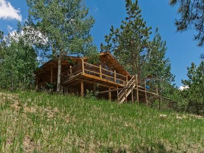 Landgut / Bauernhof / Plantage for sales at 13116 South Noka 13116 South Noka Trail Pine, Colorado 80470 United States