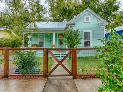 Single Family Home for sales at Charming Home in Lavaca 318 Callaghan  San Antonio, Texas 78210 United States