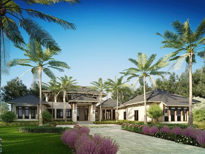 Villa for sales at GREY OAKS - ESTUARY AT GREY OAKS 1213  Gordon River Trl Naples, Florida 34105 Stati Uniti