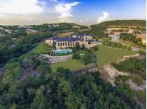 Частный односемейный дом for sales at Magnificent Estate in the Dominion 21 Crescent Ledge  The Dominion, San Antonio, Техас 78257 Соединенные Штаты