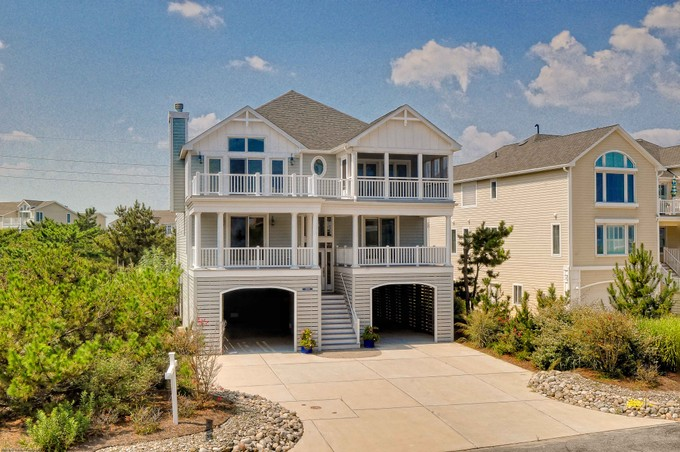 Maison unifamiliale for sales at Ocean Park 37098  Ocean Park Lane  Fenwick Island, Delaware 19944 États-Unis