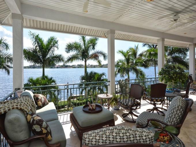 Single Family Home for sales at ENCHANTED ISLES 403  Sunrise Dr Nokomis, Florida 34275 United States