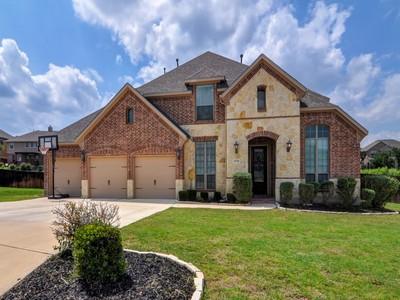 Single Family Home for sales at 2-Story in Cul-de-Sac 25718 Coronado Ridge San Antonio, Texas 78260 United States