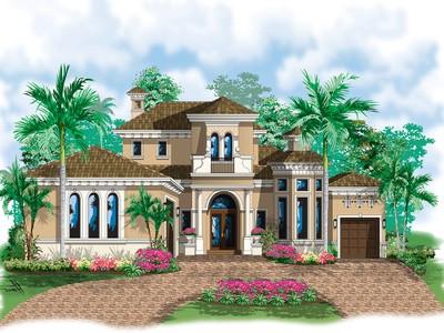 Tek Ailelik Ev for sales at MARCO ISLAND 781  Caxambas Dr Marco Island, Florida 34145 Amerika Birleşik Devletleri