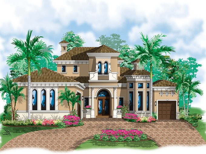 Single Family Home for sales at MARCO ISLAND 781  Caxambas Dr Marco Island, Florida 34145 United States
