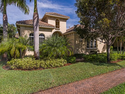 Tek Ailelik Ev for sales at FIDDLER'S CREEK - SAUVIGNON 3275  Hyacinth Dr Naples, Florida 34114 Amerika Birleşik Devletleri