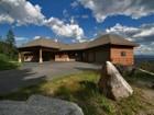 Maison unifamiliale for sales at Panoramic Vista 20 Acre Estate 70 Jeep Trail Rd Sandpoint, Idaho 83864 États-Unis