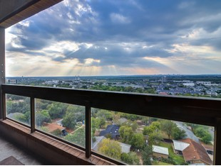 Condominium for sales at Upscale Highrise Penthouse in Great Location 7887 Broadway St 1104 San Antonio, Texas 78209 United States