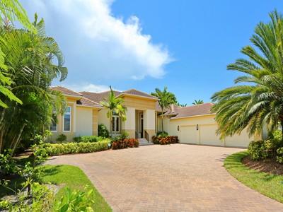 Maison unifamiliale for sales at LIDO SHORES 1400  John Ringling Pkwy Sarasota, Florida 34236 États-Unis
