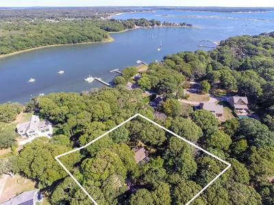 Single Family Home for sales at Cape 8 Bayshore Dr  Shelter Island, New York 11964 United States