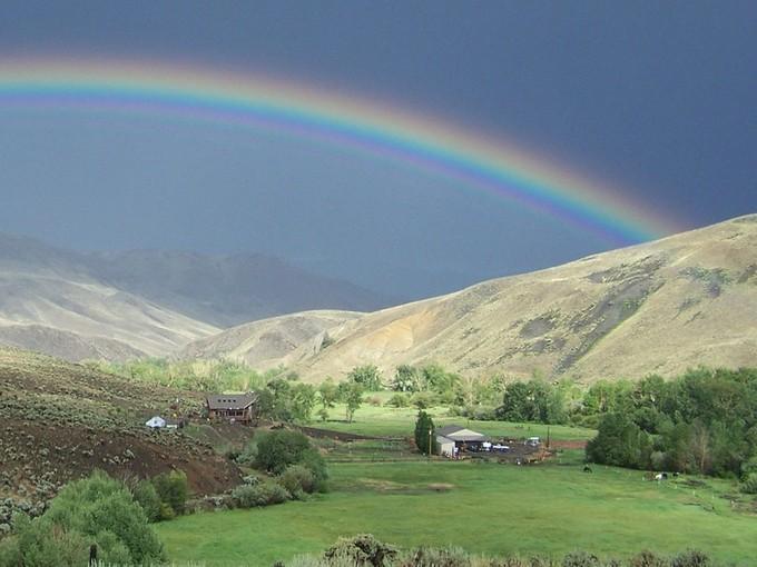 Granjas / Hacienda / Platanción for sales at Challis Creek Ranch 8849 Challis Creek Road Challis, Idaho 83226 Estados Unidos