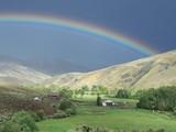 Ferme / Ranch / Plantation for sales at Challis Creek Ranch 8849 Challis Creek Road Challis, Idaho 83226 États-Unis