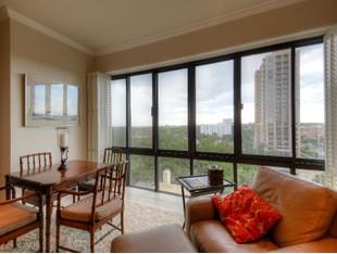 Condominium for sales at Elegant 6th Floor Unit in 4001 Condos 4001 N New Braunfels Ave 606 San Antonio, Texas 78209 United States