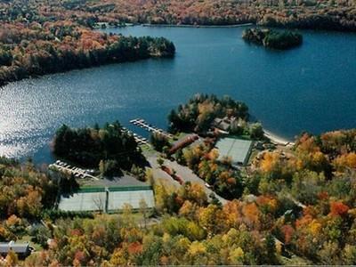 Terrain for sales at Woodridge Lake Waterfront Lot Milton Road Lots 3 & 4 Goshen, Connecticut 06756 États-Unis