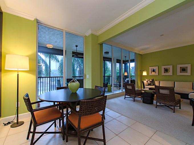 Condominium for rentals at BAY COLONY - MANSION LA PALMA 8720  La Palma Ln   Naples, Florida 34108 United States