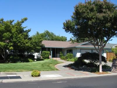 Maison unifamiliale for sales at 3880 Young Ave, Napa, CA 94558 3880  Young Ave Napa, Californie 94558 États-Unis