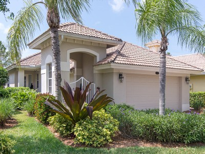 Single Family Home for sales at FIDDLER'S CREEK - COTTON GREEN 3794  Cotton Green Path Dr Naples, Florida 34114 United States