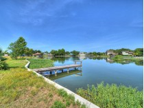 Terrain for sales at Waterfront Lot on Lake LBJ 701 Woodland Hills Dr   Granite Shoals, Texas 78654 États-Unis