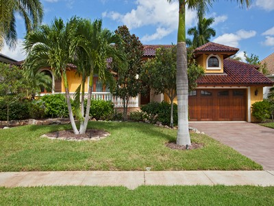 Single Family Home for sales at MARCO ISLAND 1816  Woodbine Ct Marco Island, Florida 34145 United States