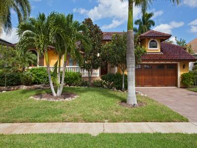Single Family Home for sales at MARCO ISLAND 1816  Woodbine Ct, Marco Island, Florida 34145 United States
