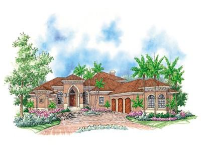 Vivienda unifamiliar for sales at CLUB ESTATES REPLAT 4437  Club Estates Dr  Naples, Florida 34112 Estados Unidos