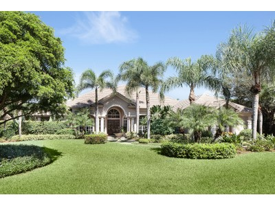 Vivienda unifamiliar for sales at GREY OAKS - ESTATES 2809  Tarflower Way  Naples, Florida 34105 Estados Unidos