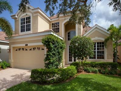 Single Family for rentals at 8805 Ventura Way  Naples, Florida 34109 United States
