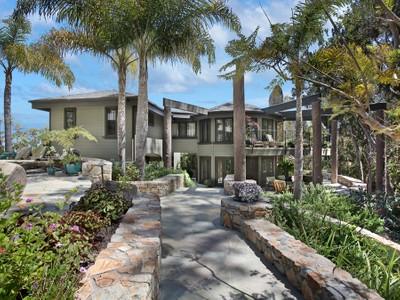 Maison unifamiliale for sales at Catalina Island Estate 101 Vieudelou Avenue Avalon, Californie 90704 États-Unis