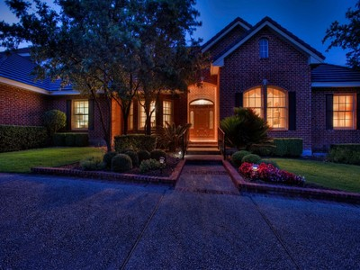 Single Family Home for sales at Quality and Elegance in the Dominion 19 Vineyard Dr  San Antonio, Texas 78257 United States