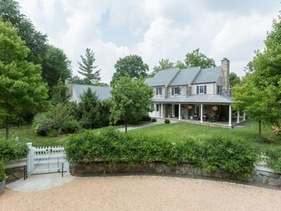 Maison unifamiliale for sales at 1100 Dogwood Drive, McLean  McLean, Virginia 22101 États-Unis