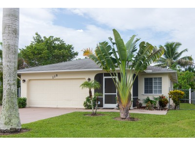 Single Family Home for sales at NAPLES - TRAIL ACRES 115  5th St  Naples, Florida 34113 United States
