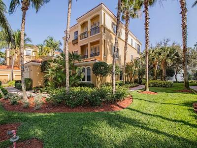 Condo / Townhome / Villa for rentals at 2630 Bolero Dr 1  Naples, Florida 34109 United States