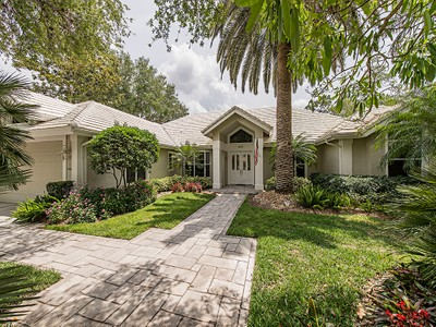 Moradia for sales at WYNDEMERE - GRASMERE 809  Wyndemere Way Naples, Florida 34105 Estados Unidos