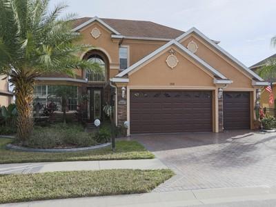 Tek Ailelik Ev for sales at GREY HAWK AT LAKE POLO 15112  Azra Dr Odessa, Florida 33556 Amerika Birleşik Devletleri