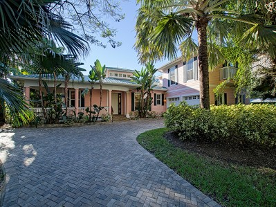 Single Family Home for sales at SEAGATE 5251  Sand Dollar Ln, Naples, Florida 34103 United States