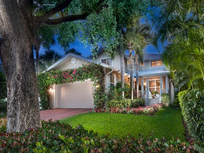 Single Family Home for sales at OLD NAPLES 850  7th St  S Naples, Florida 34102 United States