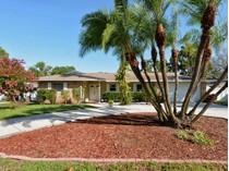 단독 가정 주택 for sales at CORAL COVE 1821  Upper Cove Terr   Sarasota, 플로리다 34231 미국