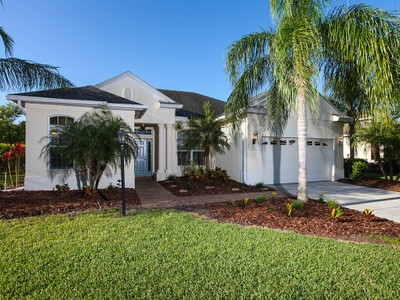 Vivienda unifamiliar for sales at University Place 7844  Ashley Cir University Park, Florida 34201 Estados Unidos